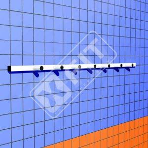 REGUA PVC C/CABIDES