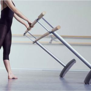Barras de Ballet Amovíveis